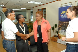 JPS Joins Jamaica's Climate Walk
