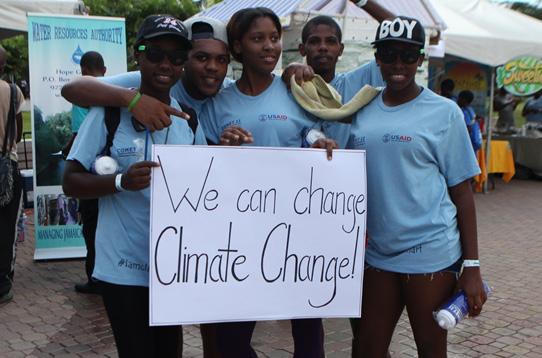 Jamaica's Climate Walk